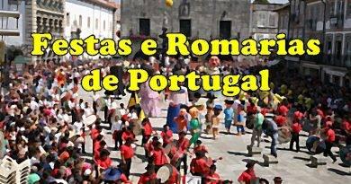 Cartazes de Festas e Romarias de Portugal