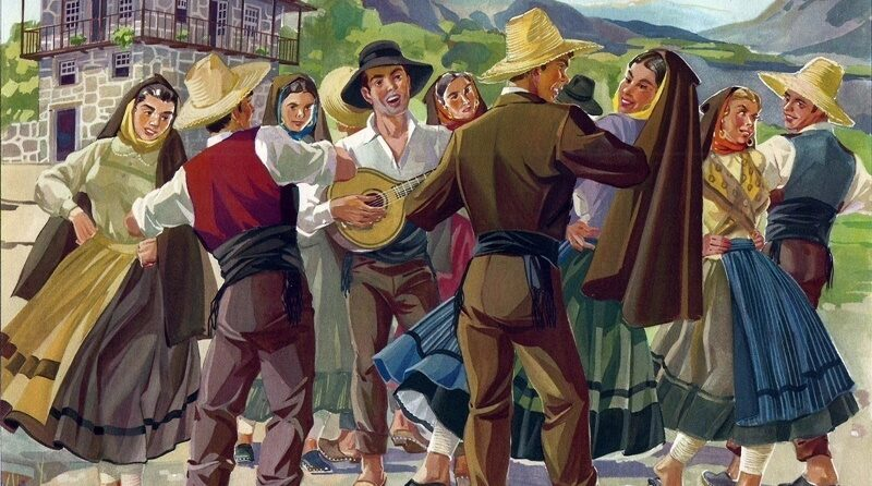 Grupos Folclóricos e Etnográficos da da Beira Alta