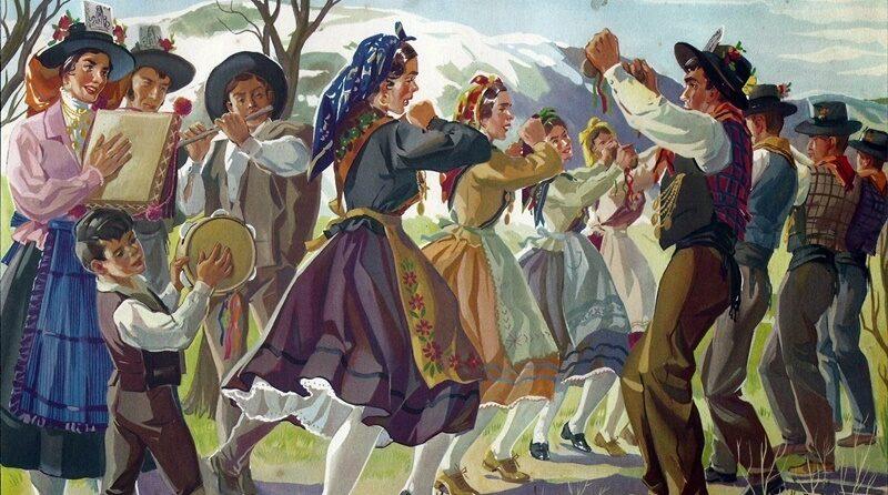 Grupos Folclóricos e Etnográficos da Beira Baixa