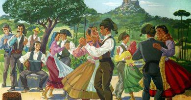 Grupos Folclóricos e Etnográficos da Estremadura
