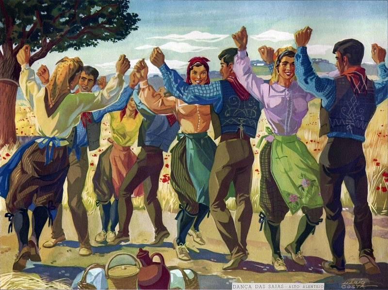 Grupos Folclóricos e Etnográficos do Alentejo
