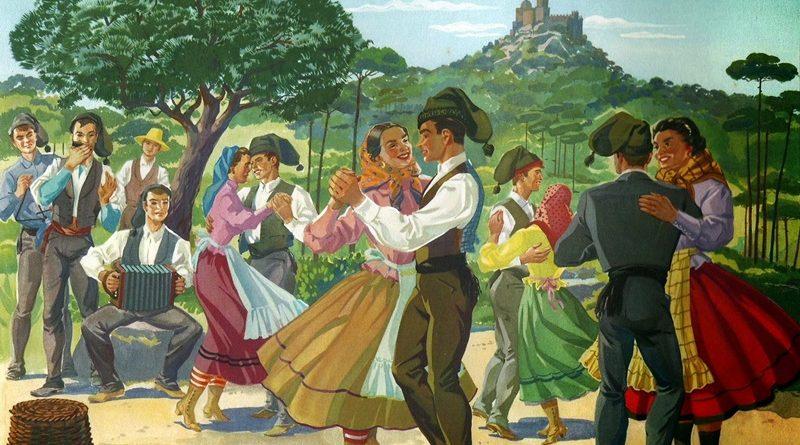 Grupos Folclóricos da Estremadura