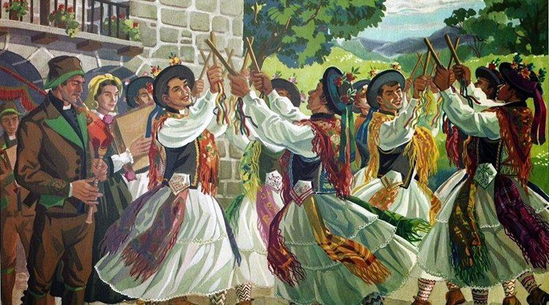 Pauliteiros de Miranda | Danças tradicionais
