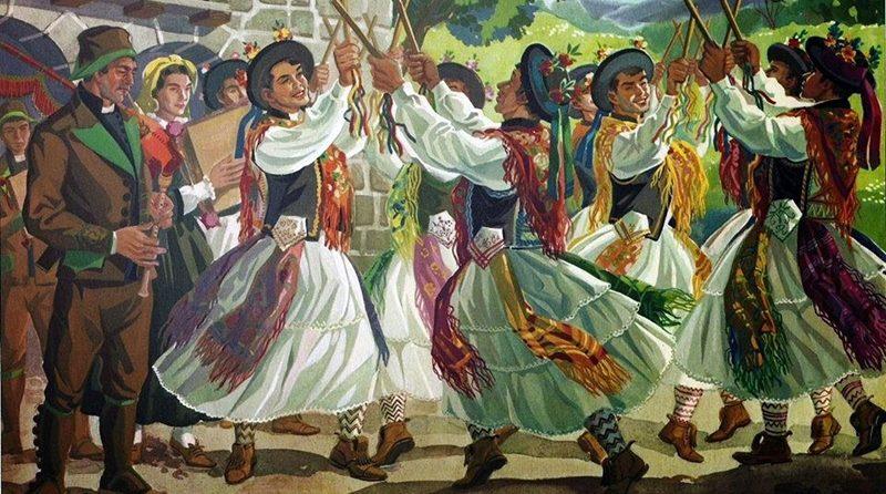 Grupos Folclóricos de Trás-os-Montes e Alto Douro