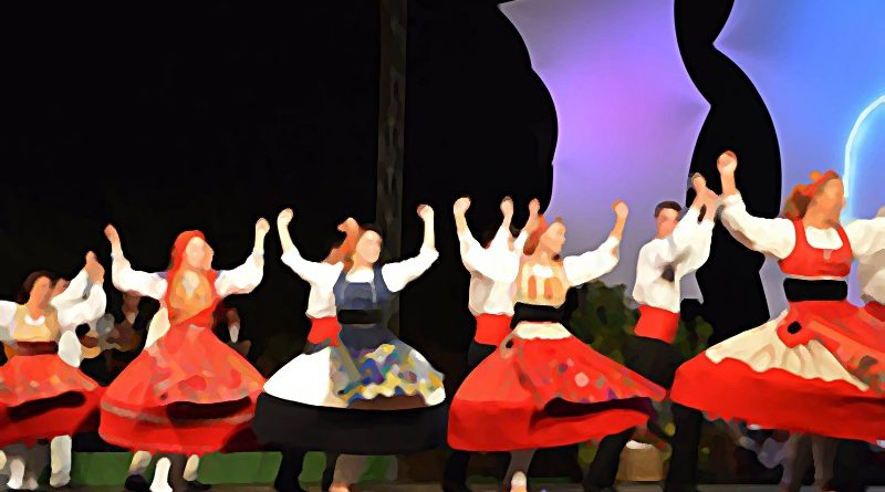 Danças Tradicionais Populares