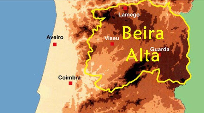 Beira Alta –  antiga província de Portugal
