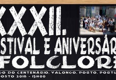 XXXII Festival de Folclore das Padeirinhas de Valongo