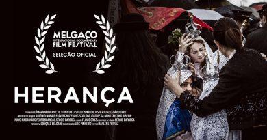 """""""Herança"""" presente no Festival de Cinema Documental de Melgaço"""