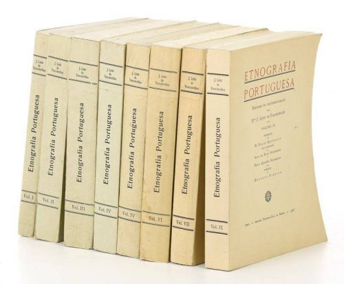 Etnografia Portuguesa - José Leite de Vasconcelos