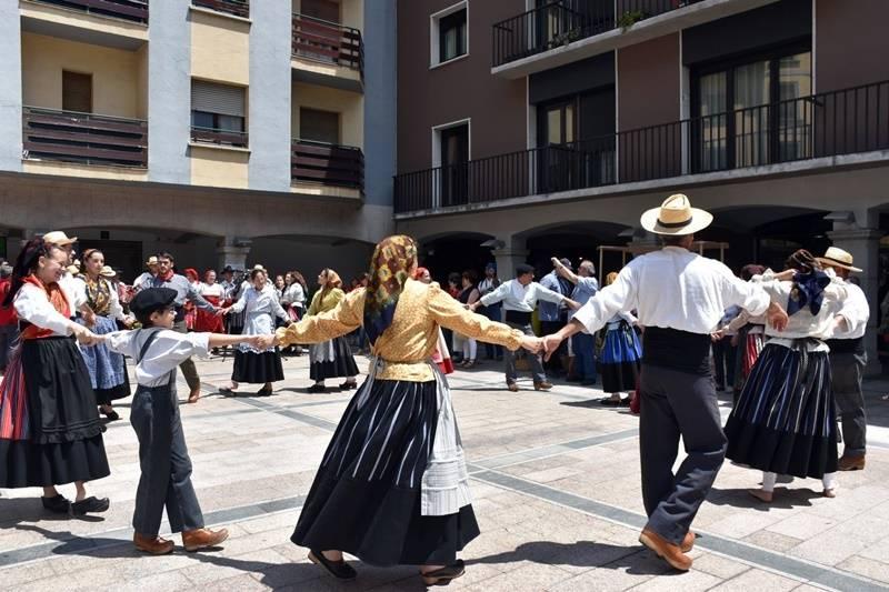 Feirão em terras de Andorra, para matar saudades de Portugal