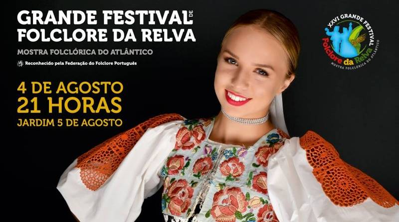 Mostra Folclórica do Atlântico 2018 (Relva – Açores)