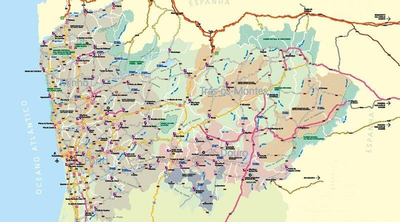 Enogastronomia do Norte de Portugal - Informações breves