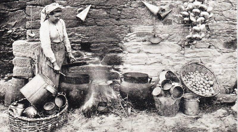 As refeições no tempo dos nossos avós - Portugal
