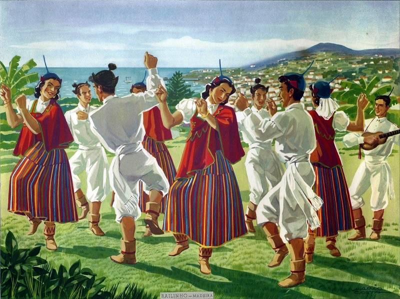 Grupos Folclóricos e Etnográficos da Madeira