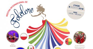 Mostra Internacional de Folclore - Fafe 2018