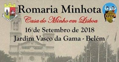 Tradicional Romaria Minhota em Belém - Lisboa