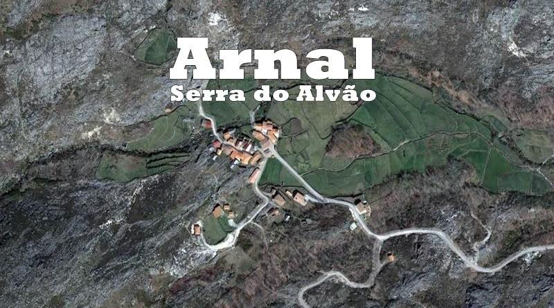 O Calhau do Encanto em Arnal - Serra do Alvão