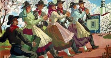 Baile mandado e corridinho do algarve