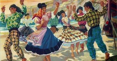 Vira da Nazré - Danças Populares Portugueses - Imagem de Mário Costa