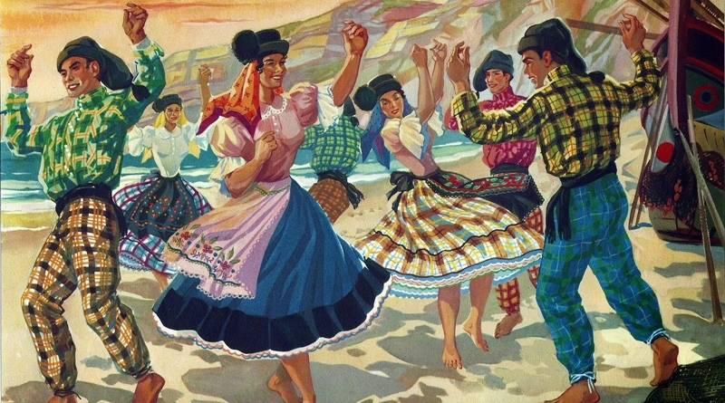 Vira da Nazaré | Danças Populares Portuguesas
