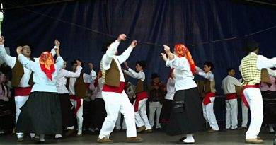 Chulas e Malhões | Danças populares e tradicionais