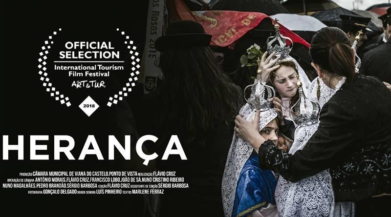 """Documentário """"Herança"""" foi nomeado para a ART&TUR"""