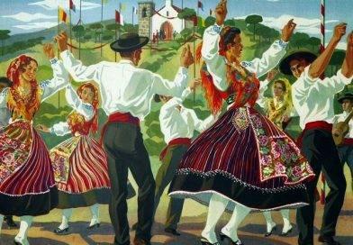Vira do Minho   Danças Populares Tradicionais
