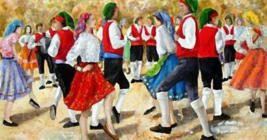 Fandango   Danças Tradicionais Populares