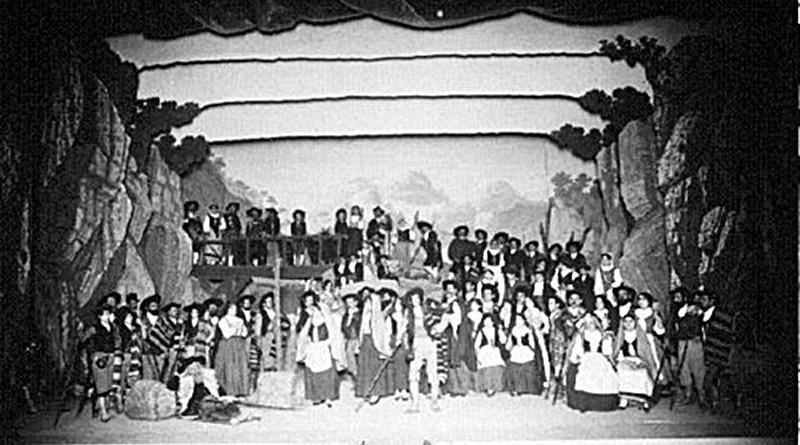 Folclore e Música Erudita - Ópera Serrana