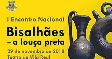 """I Encontro Nacional """"Bisalhães - a louça preta"""""""