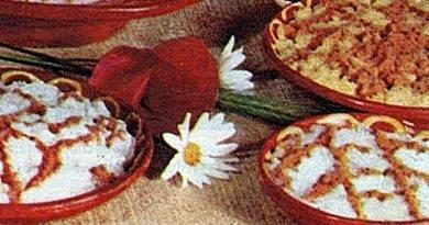 O Arroz-doce | Gastronomia tradicional