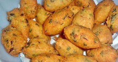 Bolinho ou pastel [de bacalhau] | Gastronomia tradicional