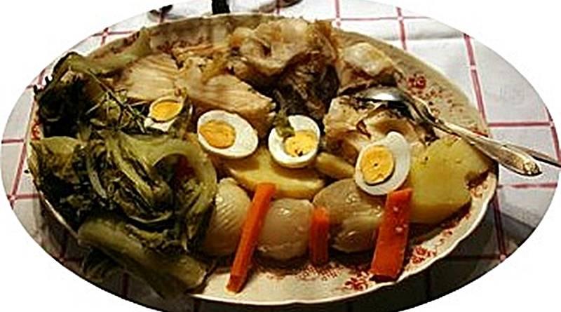 Comidas de Natal A gastronomia tradicional