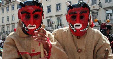 Festa do Velho em Mogadouro (imagem meramente ilustrativa)