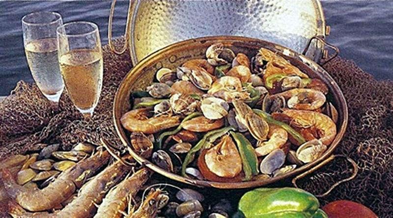 Pratos típicos e doces do Algarve