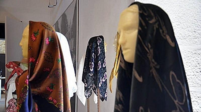 Maneiras de pôr o lenço na cabeça | Entre Douro e Minho