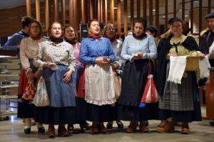 Em Andorra, cantaram-se as Janeiras de porta em porta