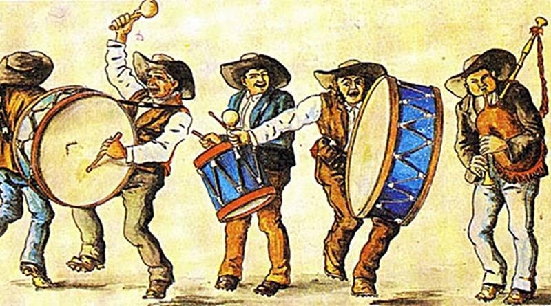 Instrumentos musicais - Música tradicional Portuguesa