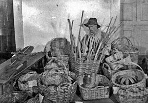 Artesanato: cestaria