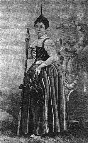 Trajos tradicionais da Madeira no início do séc. XX