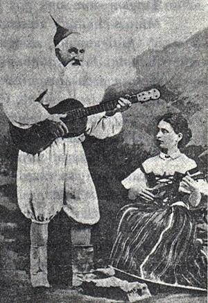 Vestuário da população de Fajã da Ovelha | Madeira