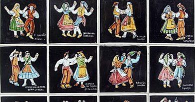 Danças populares portuguesas tradicionais