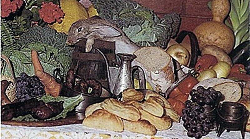 Gastronomia tradicional do distrito de Vila Real