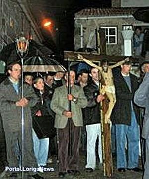 Via Sacra dos homens - Semana Santa e Páscoa em Loriga