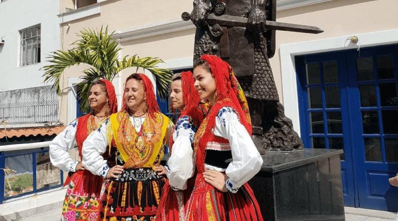 Folclore Português é Património Imaterial no Rio de Janeiro