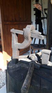 Os ferreiros de Mourisca do Vouga | Profissões antigas