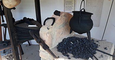 Os ferreiros de Mourisca do Vouga   Profissões antigas