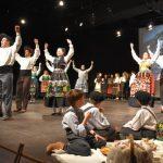 Folclore da Península Ibérica mostrou-se em Andorra