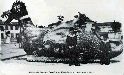 Festas do Corpus Cristis - A Coca de Monção