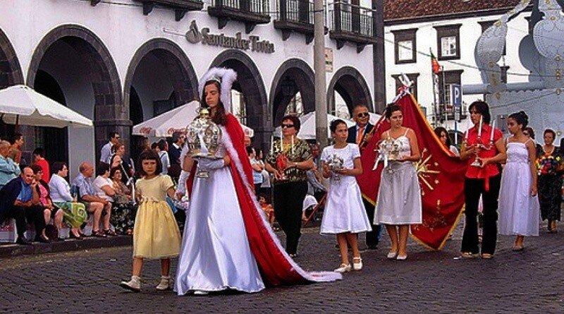 Festa do Divino Espírito Santo – Açores